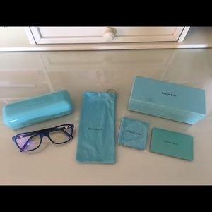 Tiffany prescription eyeglasses